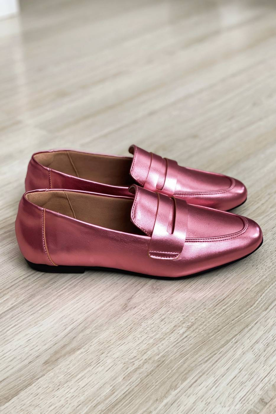 Mocassim Juliana Pink