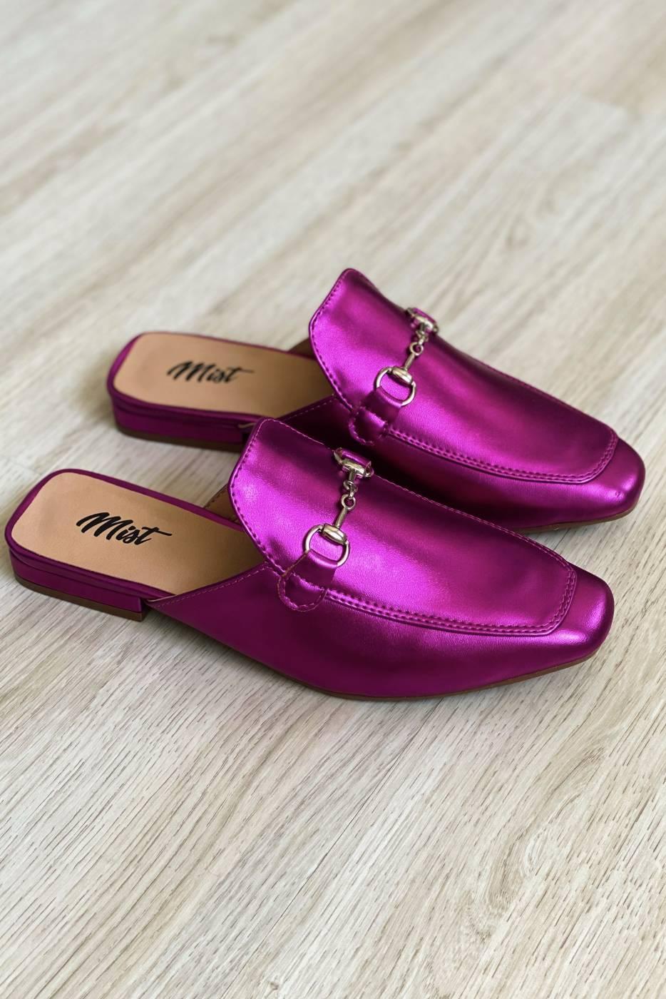 Mule Lola Pink