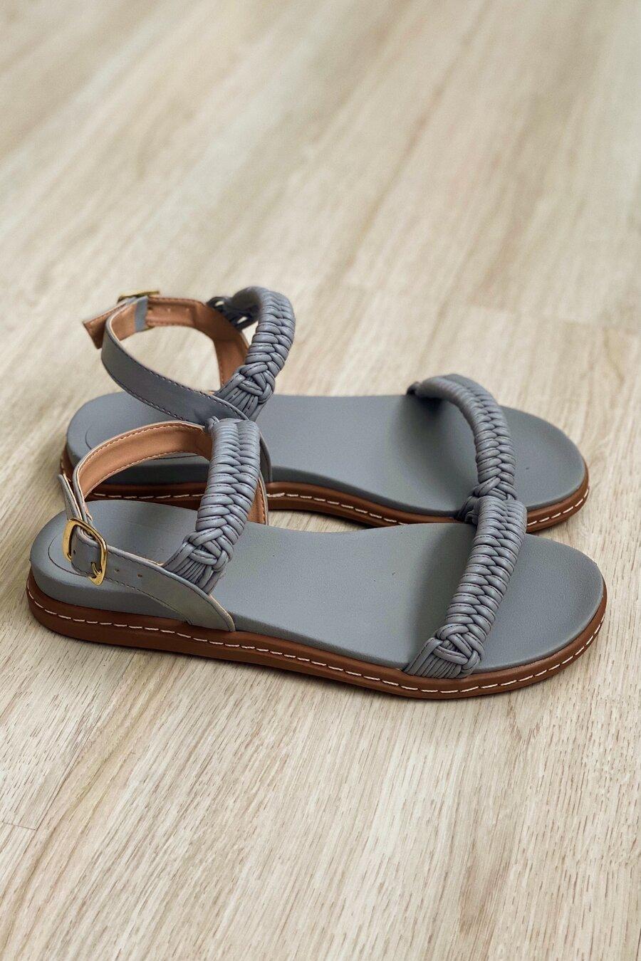 Sandália Fabíola Jeans