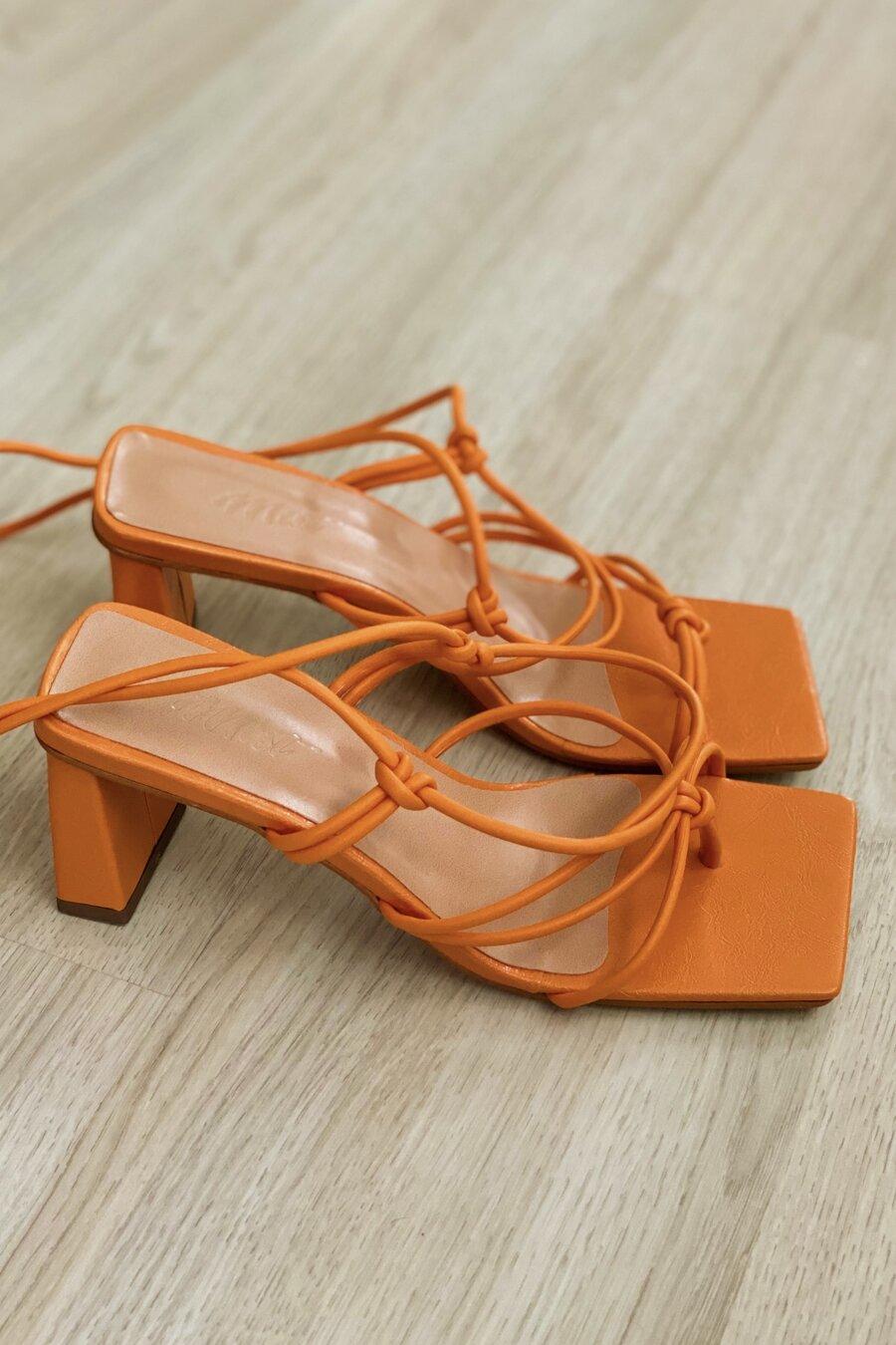 Sandália Lidiane Orange