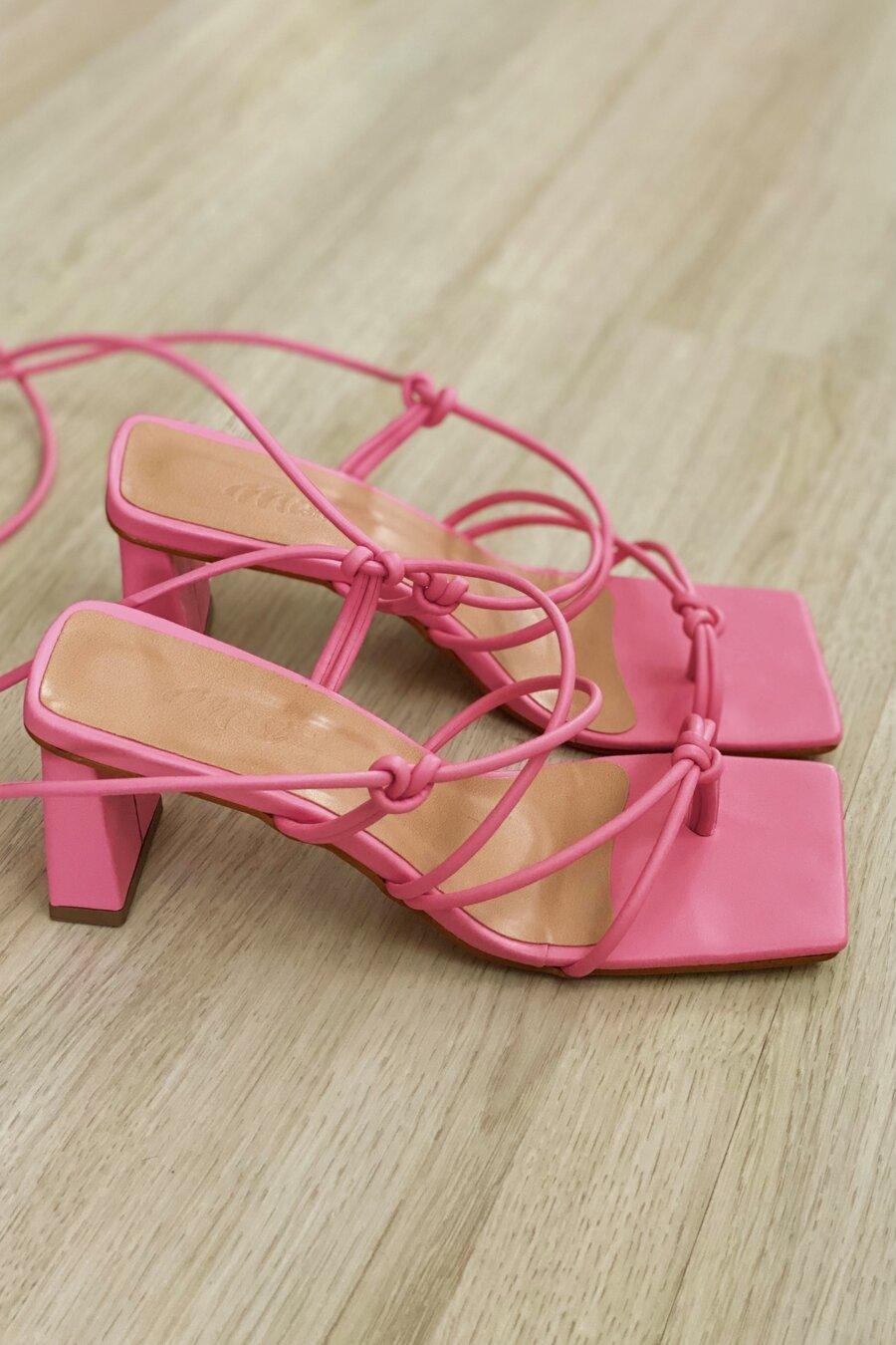 Sandália Lidiane Pink
