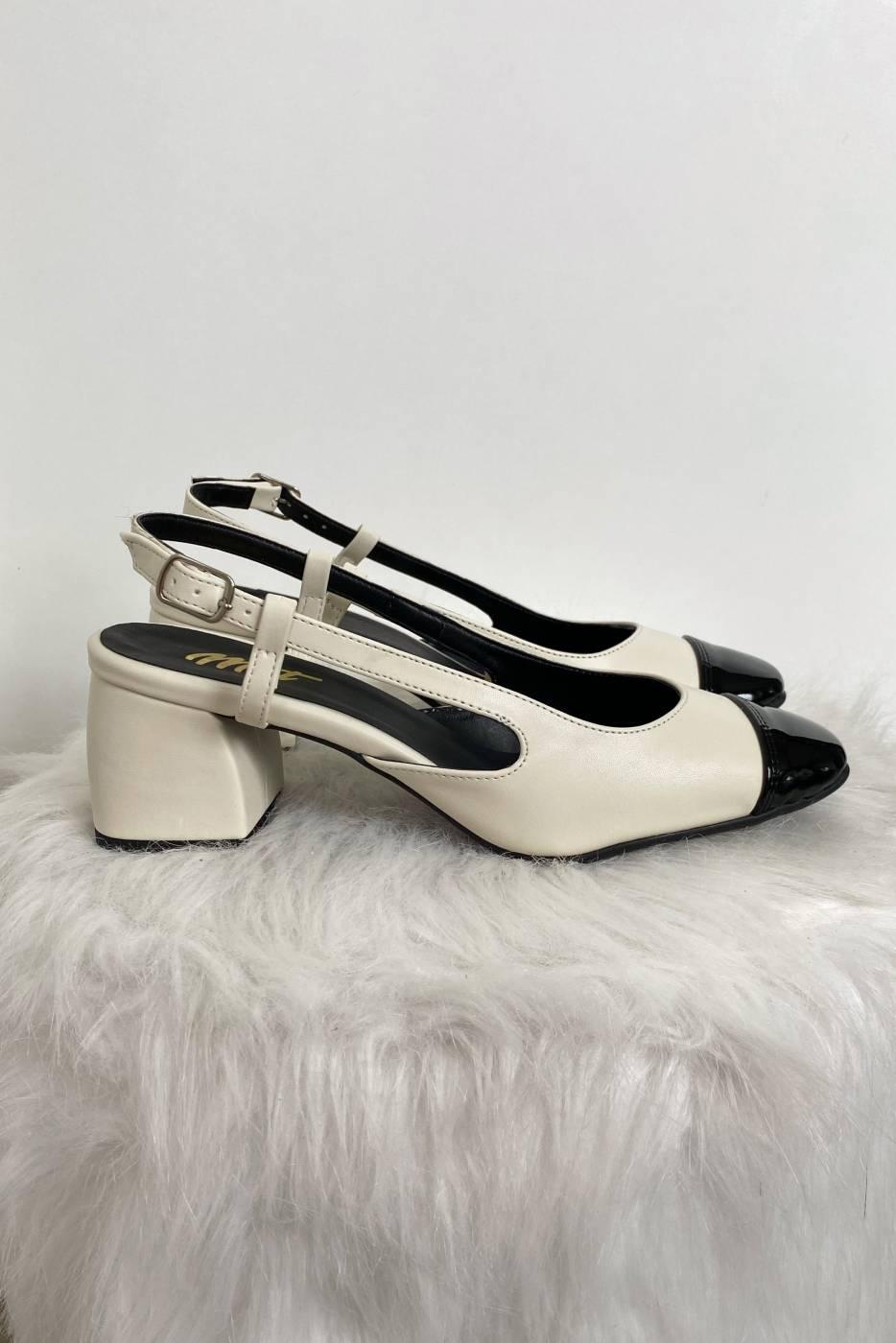 Scarpin Gabriele Off-White