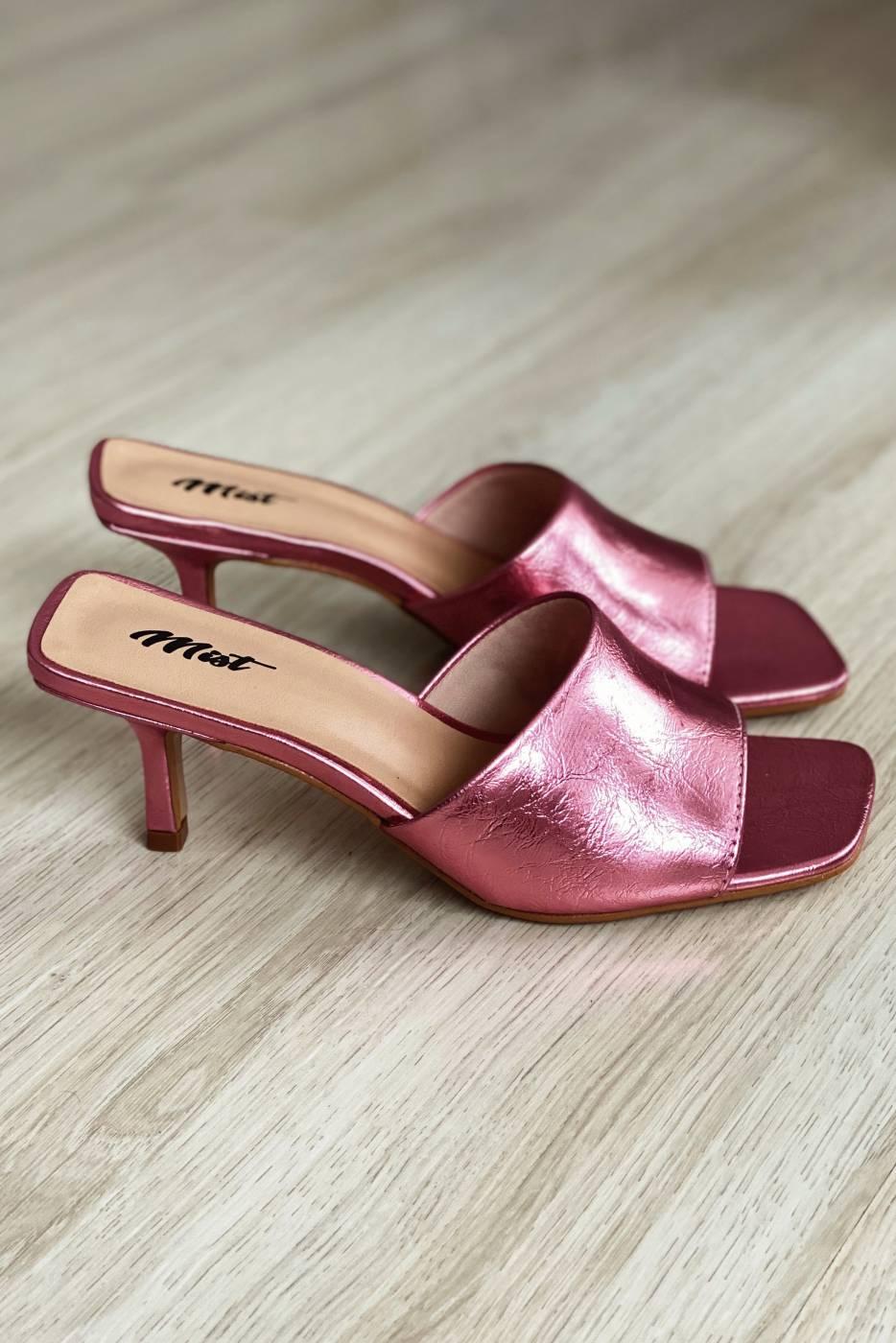 Tamanco Cami Pink