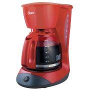 Cafeteira Elétrica Red Cuisine 127v - Oster