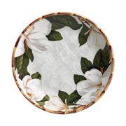 Jogo 6 Pratos Rasos Magnolia