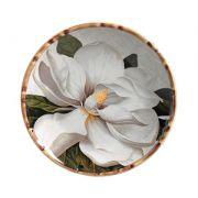 Jogo 6 Pratos Sobremesa Magnolia