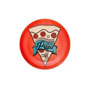 Prato Raso Pizza Red Oxford