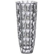 Vaso Cristal Diamond 33 cm - Bohemia