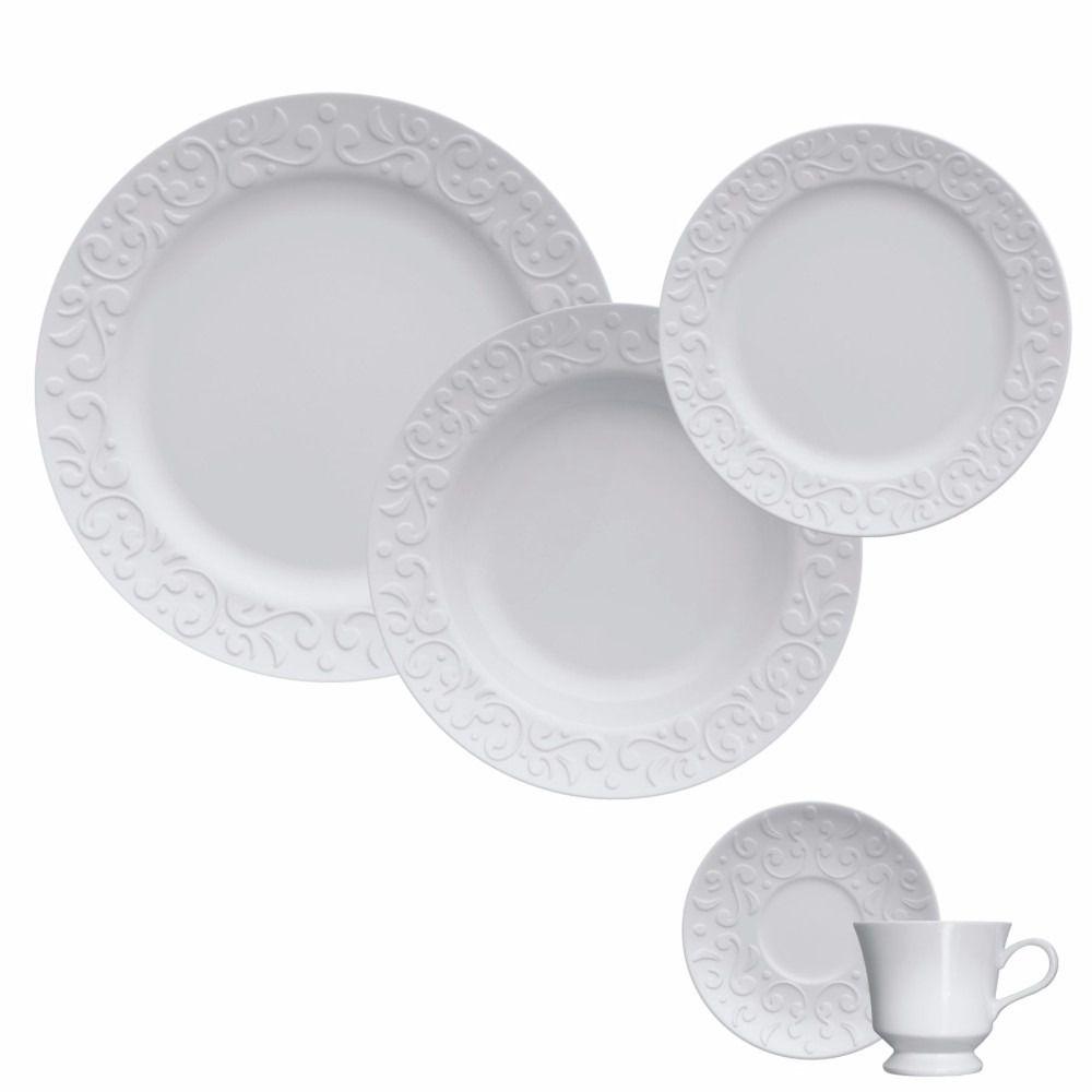 Aparelho de Jantar/Chá Tassel 30 pçs - Germer