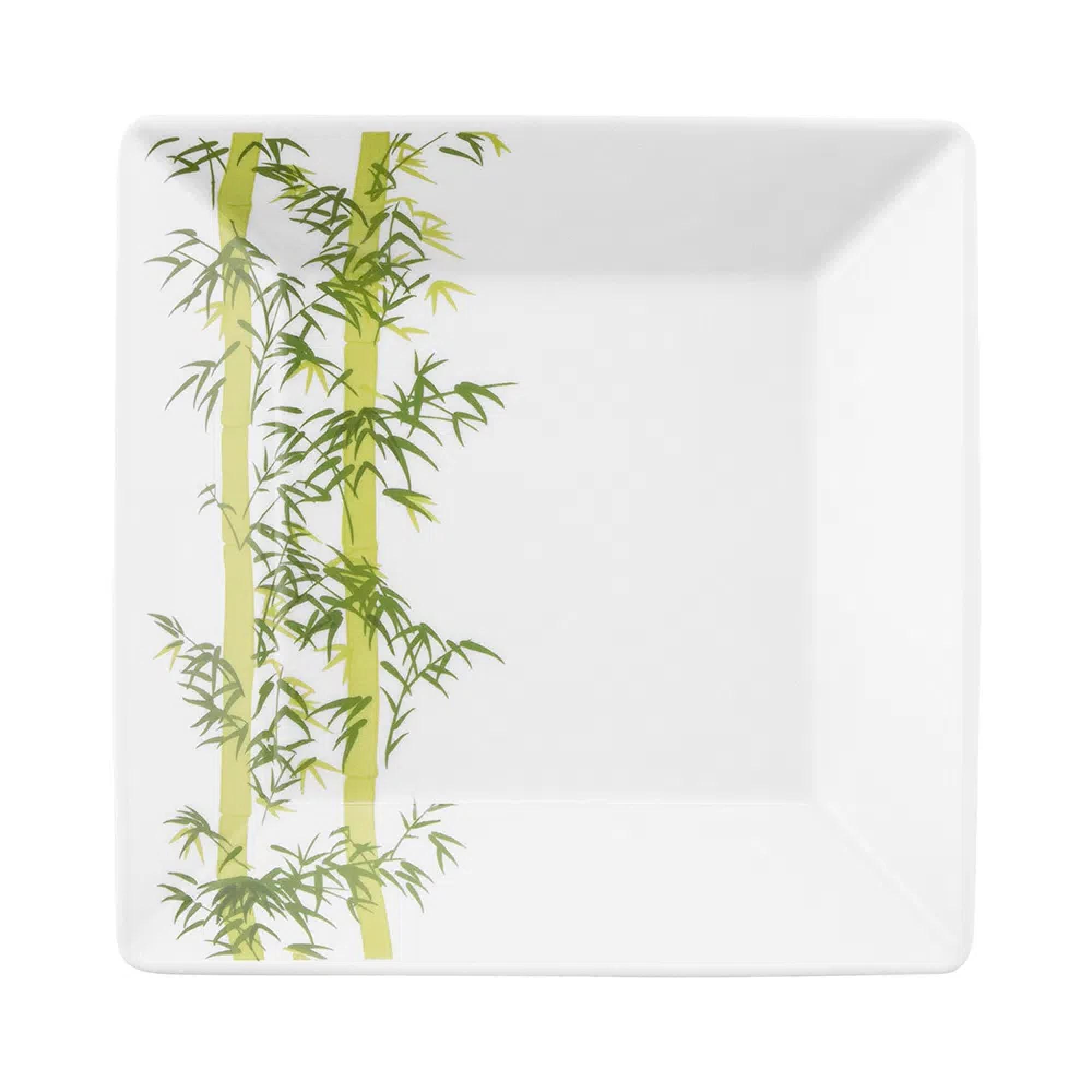 Aparelho de Jantar e chá Quartier Bamboo 30 peças
