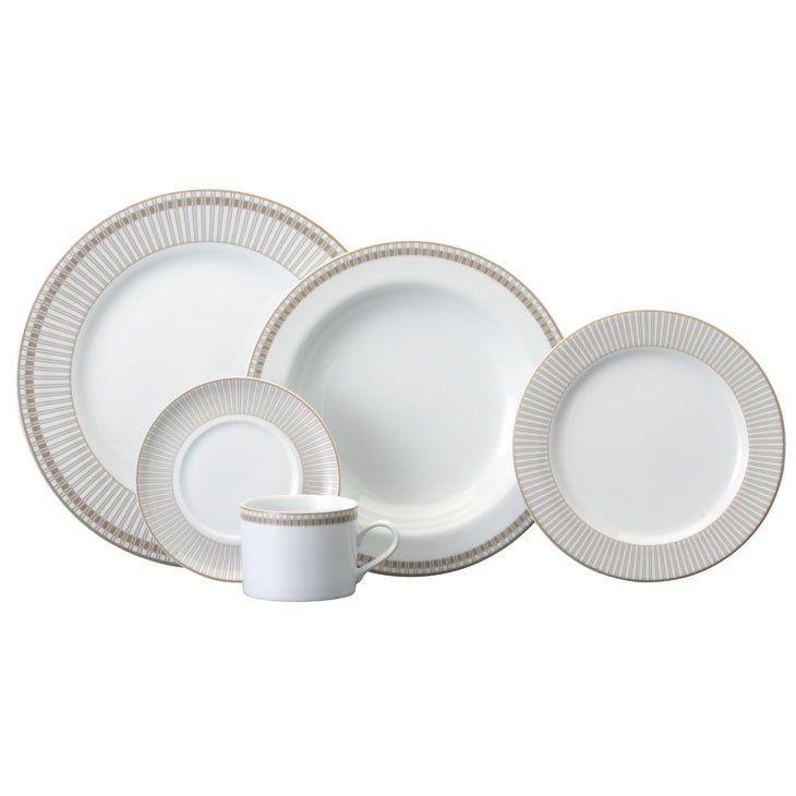 Aparelho de Jantar Vera 30 pçs - Schmidt