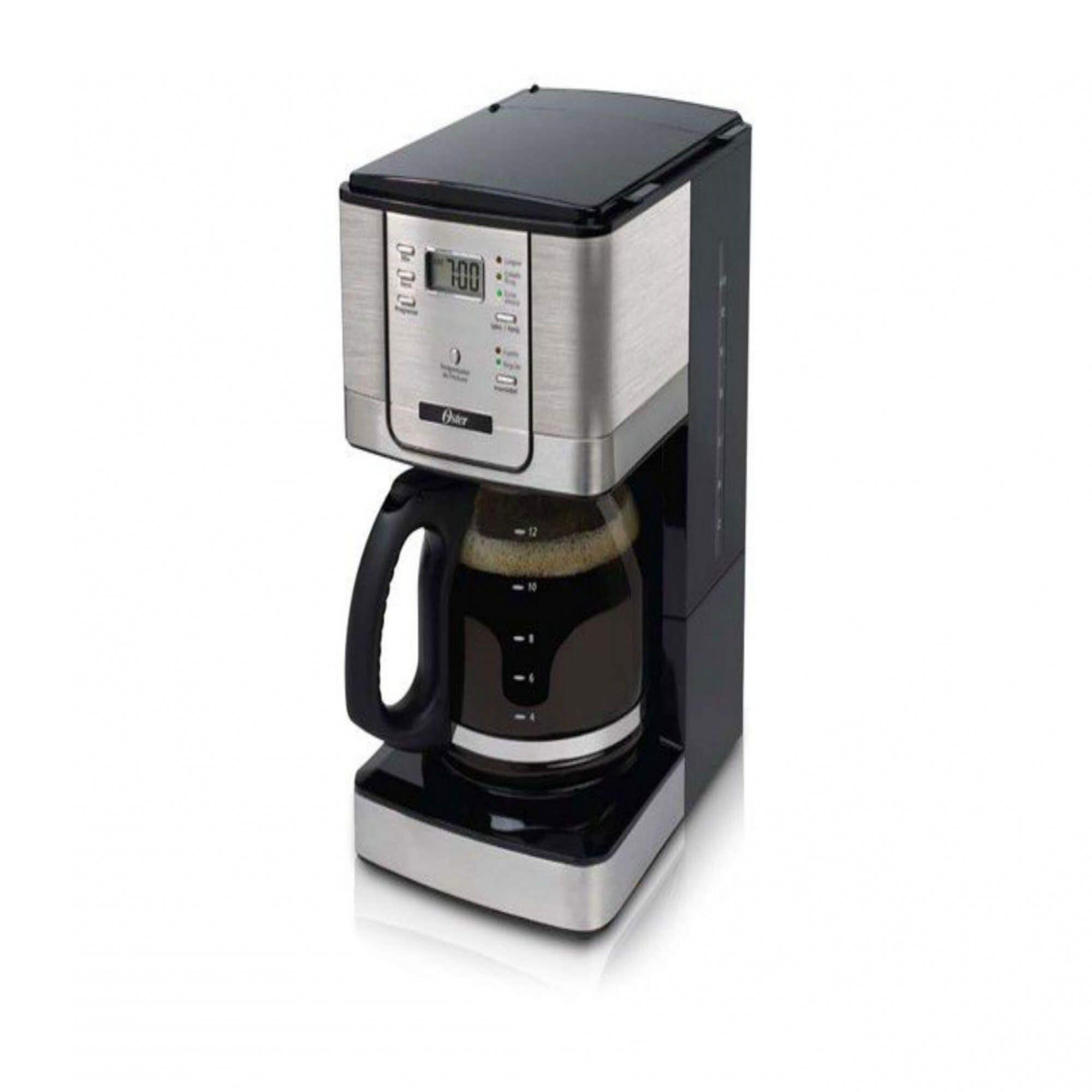 Cafeteira Elétrica Programável  4401 Flavor Prata127v - Oster