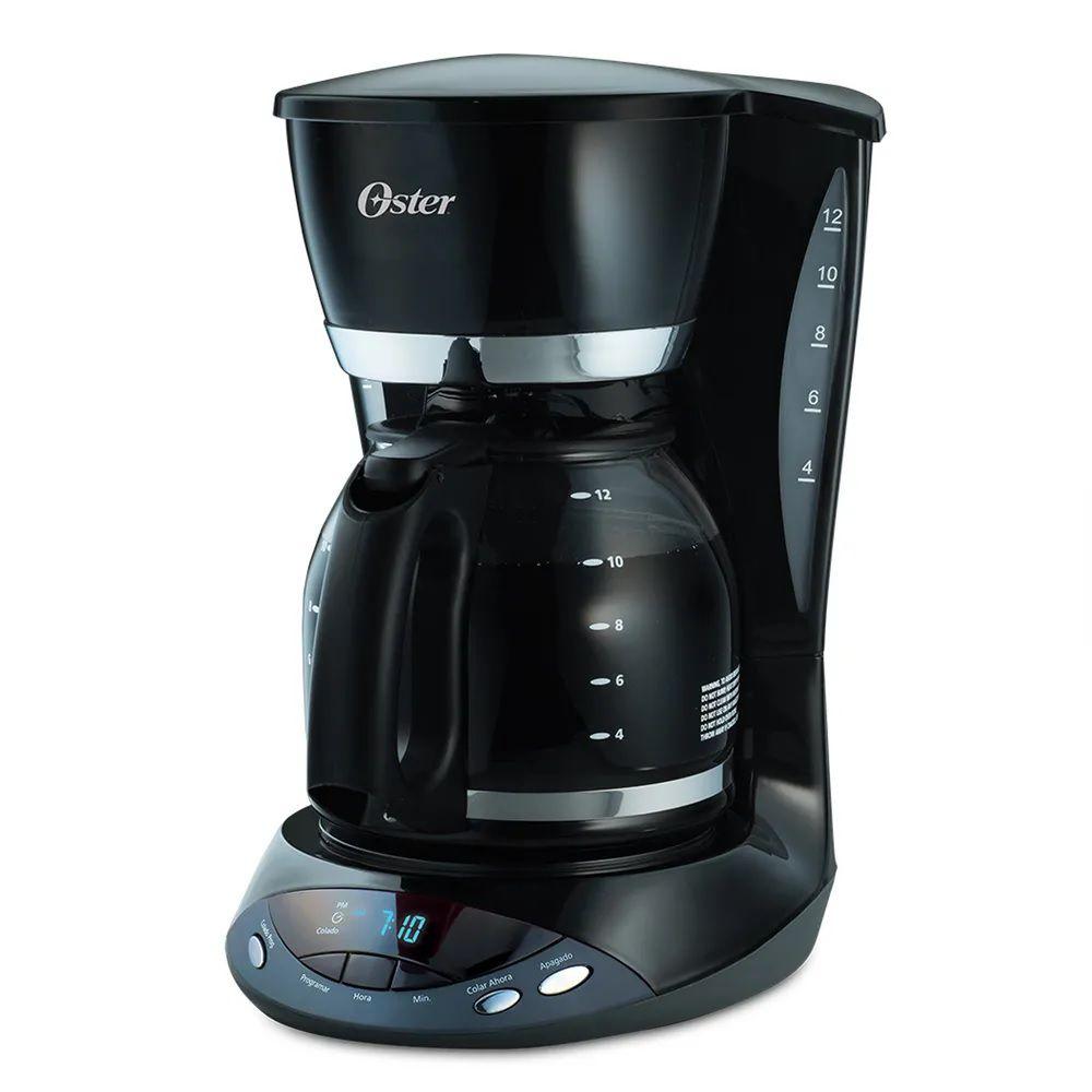 Cafeteira Elétrica Programável Black WX20B 127v - Oster