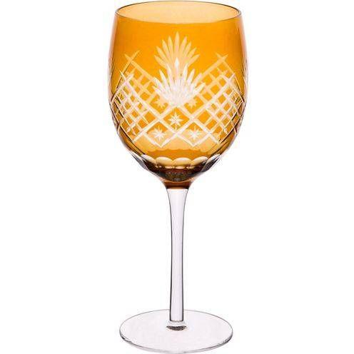 Conjunto com 6 Taças de vinho Ambar Tropicalis  370 ML - Lyor