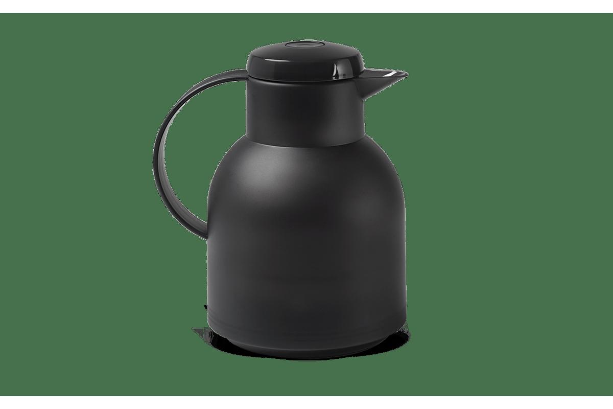 Garrafa Termica keep 1L Preto fosco