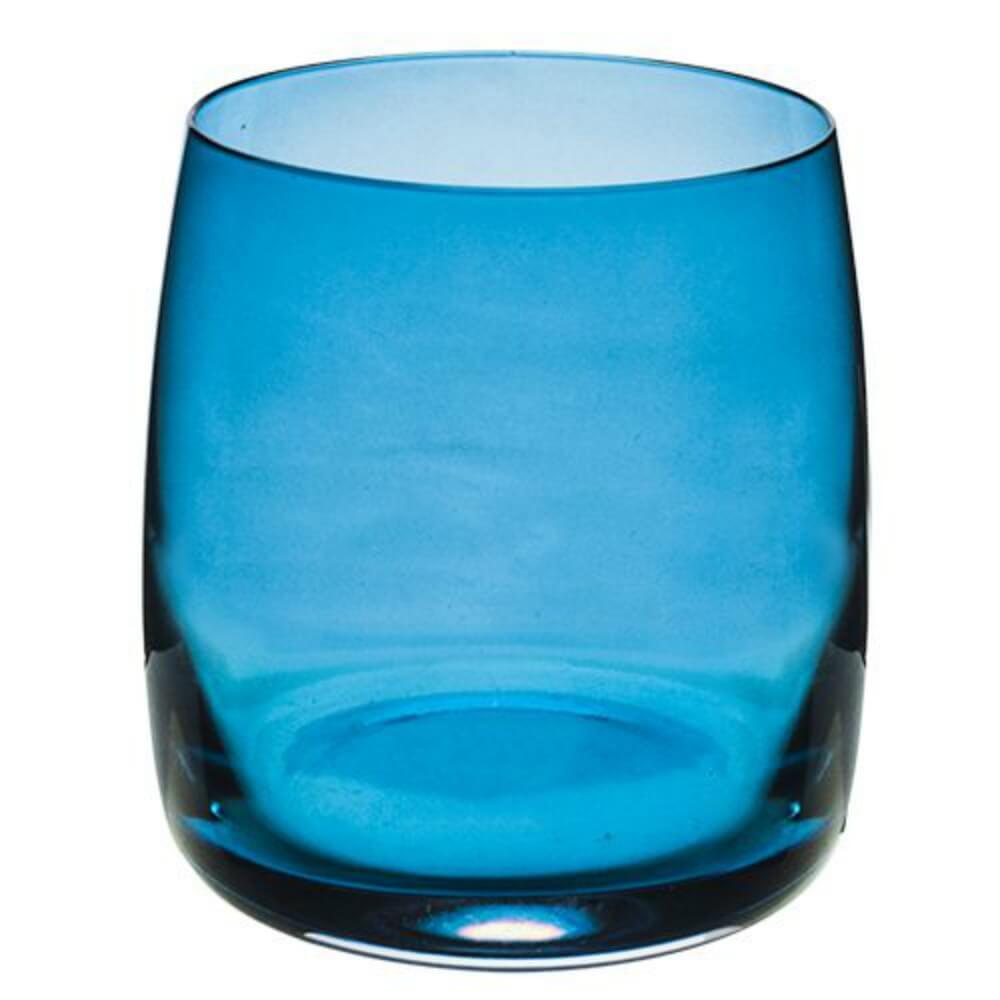 Jogo Copos Baixos Ideal 290 ml Azul - Bohemia