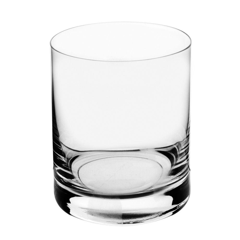 Jogo Copos Baixos Para Whisky 320 ml Barware - Bohemia