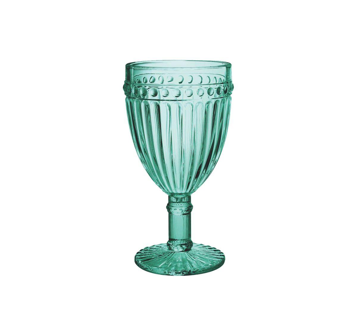 Jogo Taças Água Empire Azul Tiffany 320 ml