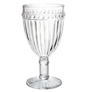 Jogo Taças Água Empire Clear 320 ml