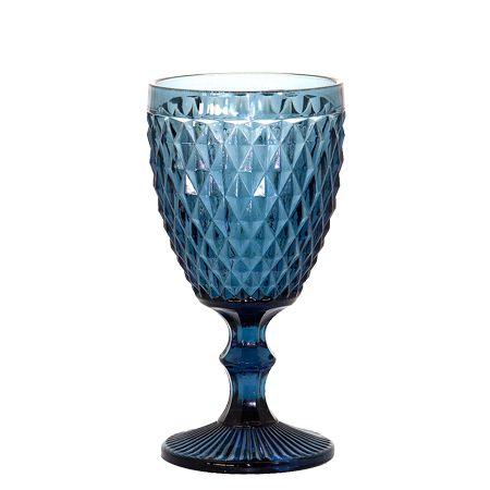 Jogo Taças Bico de Abacaxi Azul - MStyle