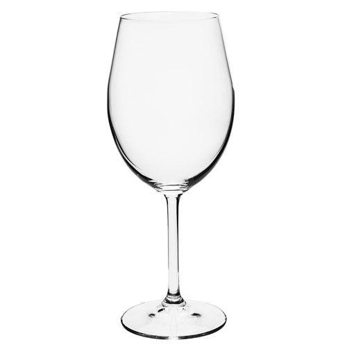 Jogo Taças Vinho Bordeaux 56077 Cristal 580 ml Gastro - Bohemia