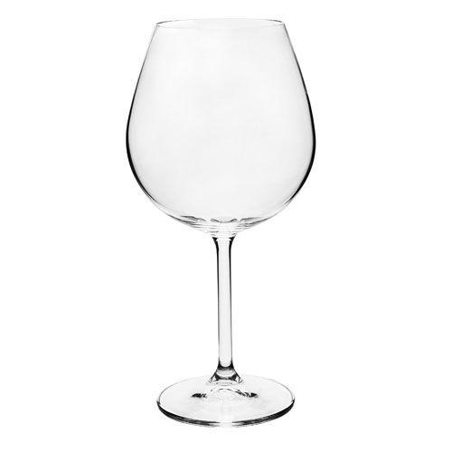 Jogo Taças Vinho Bordeaux  56140 Cristal 650 ml Gastro - Bohemia