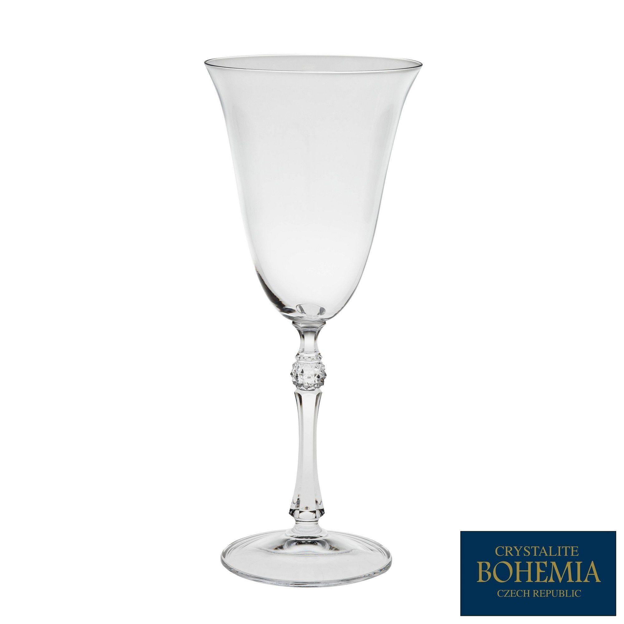 Jogo Taças Vinho Tinto 350 ml Parus - Bohemia