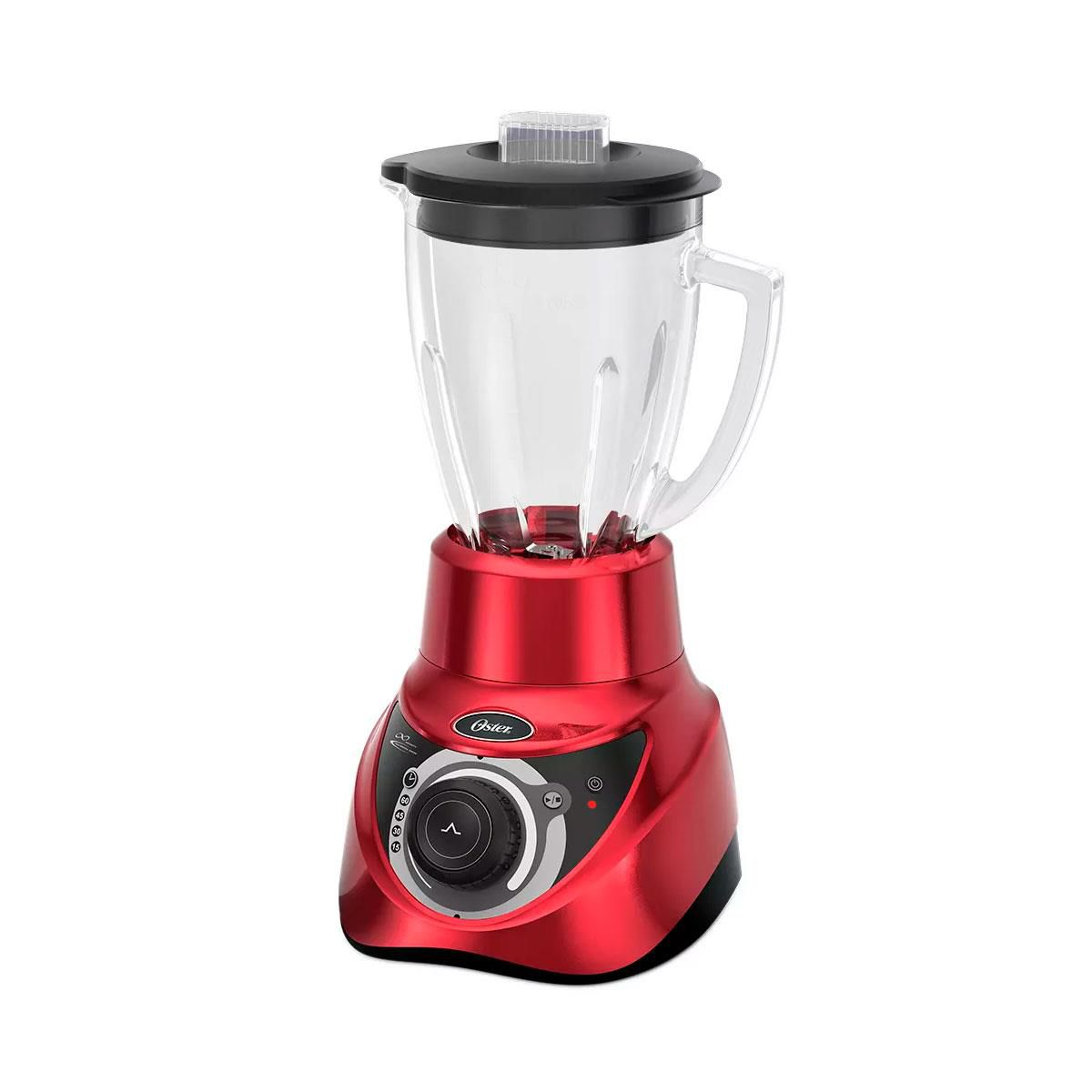 Liquidificador Oster Maximum Dial Vermelho 127V