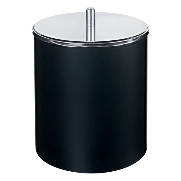 Lixeira Inox 3400/252 c/tampa - Brinox