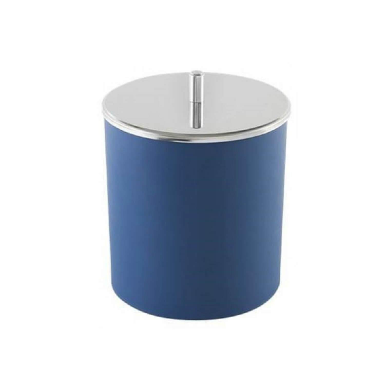 Lixeira Inox 3400/262 c/tampa - Brinox