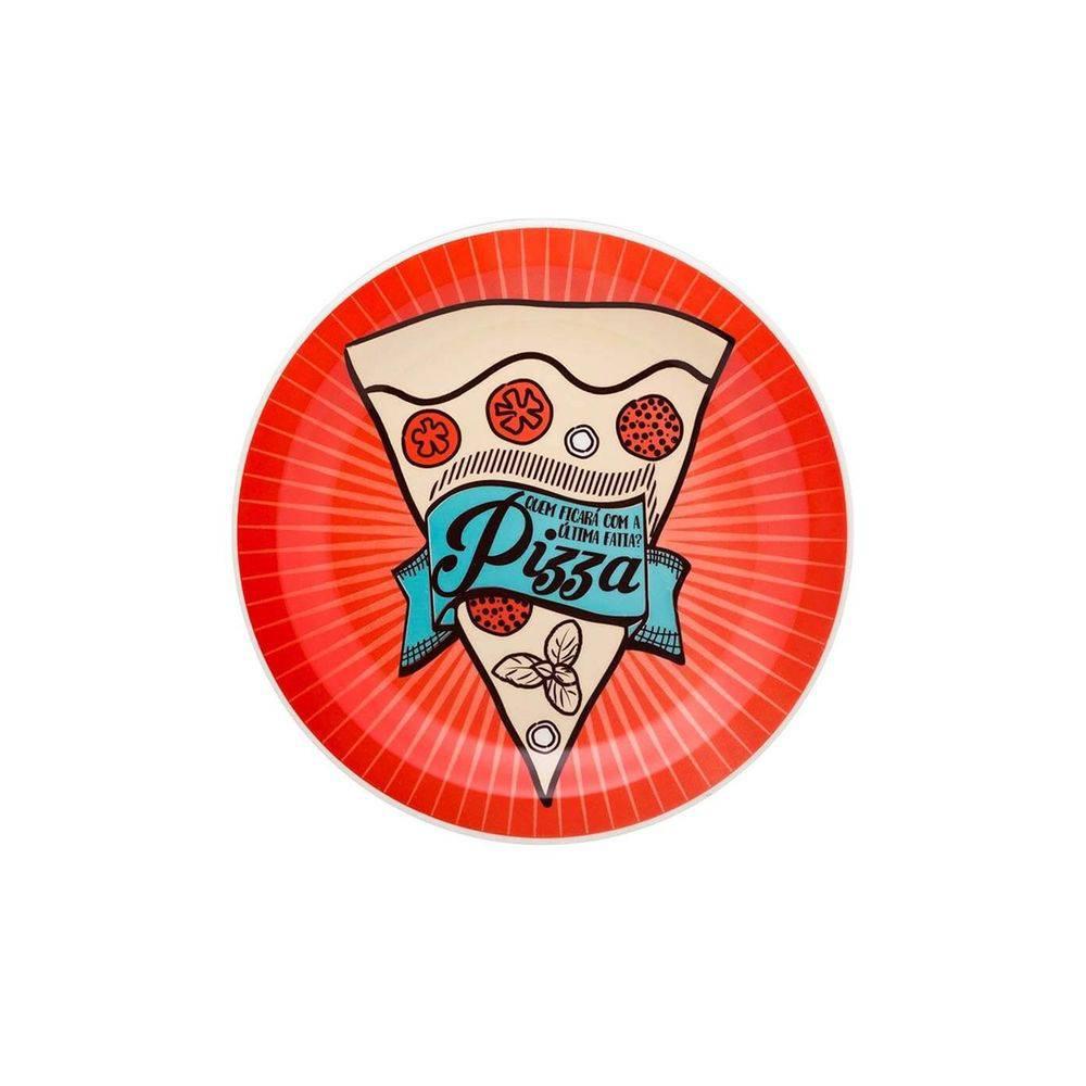 Prato Raso Pizza Red Oxford
