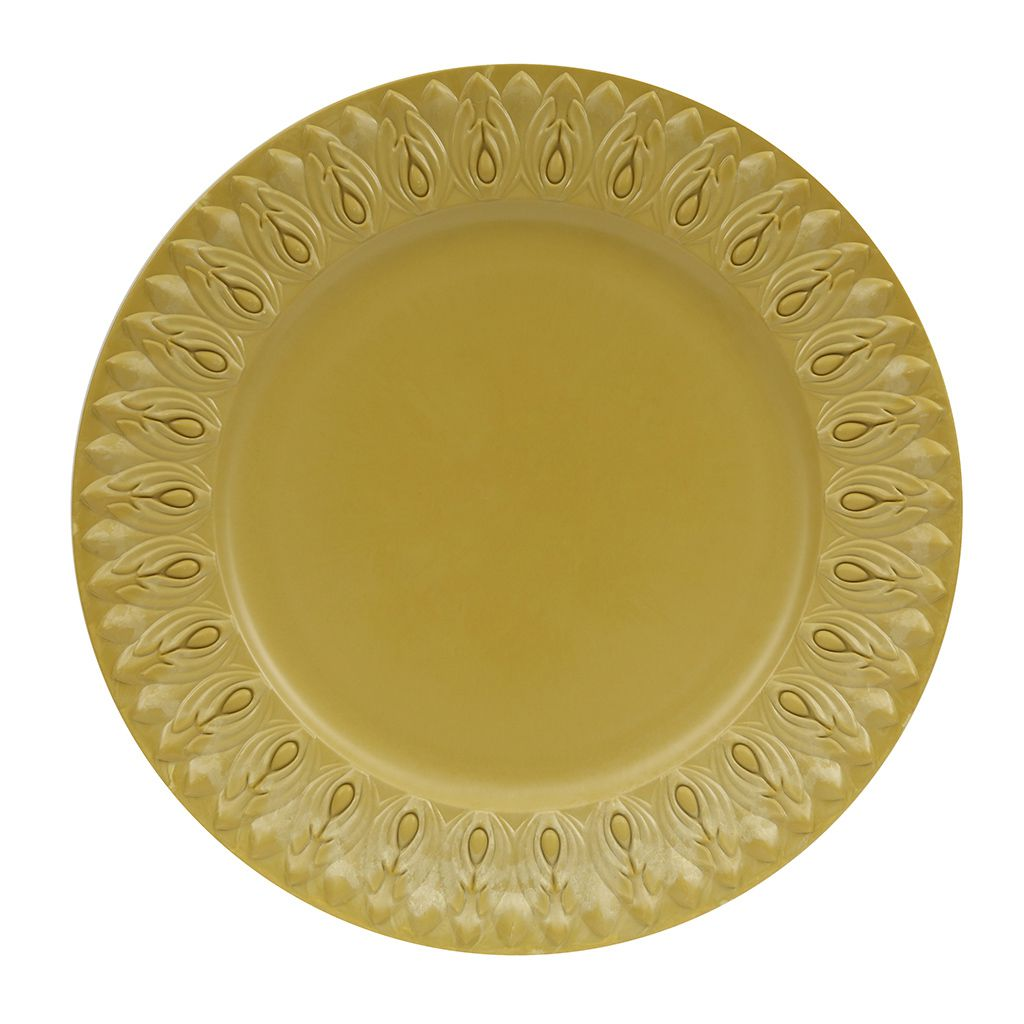 Sousplat Greco Amarelo - Copa