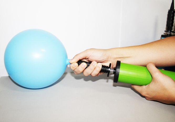 Bombinha Manual para Balões/Bexigas