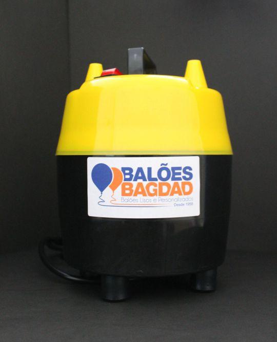 Inflador Elétrico para Balões/Bexigas - 02 Bicos Hobby
