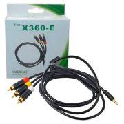 Cabo Av Audio E Video Xbox 360 Super Slim