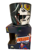 Caneca Porcelana DC Liga da Justiça 300ml - Zona Criativa