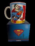 Caneca Porcelana DC Superman 300ml