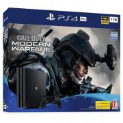 Console Playstation 4 PRO 1TB Modelo 7215 Bundle Call of Duty Modern Warfare