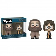 Funko Pop - Rubeos Hagrid e Harry Potter