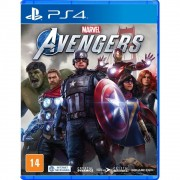 Game Marvel Avengers - PS4