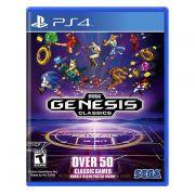 Genesis Classics - PS4