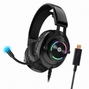 Headset Gamer H360GS 7.1 HP Usb Preto