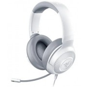 Headset Gamer Kraken X RAZER Drivers 40mm Mercury White