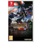 Monster Hunter Generations Ultimate - Switch /USADO