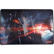 Mousepad Gamer Antiderrapante Battle MP-301 - Oex Game