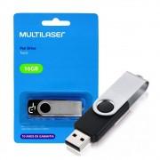 Pen Drive Multilaser Twist 2 16GB