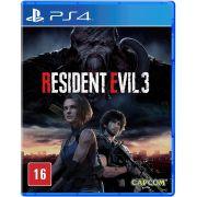Resident Evil 3: Remake - PS4