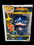 The Avengers 3: Union Legend - Capitão America