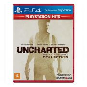 Uncharted The Nathan Drake Collection Hits - PS4