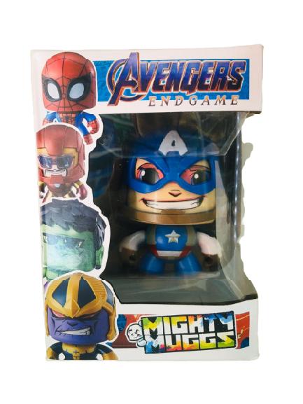 Pop Capitão: America Vira Cabeça - Marvel
